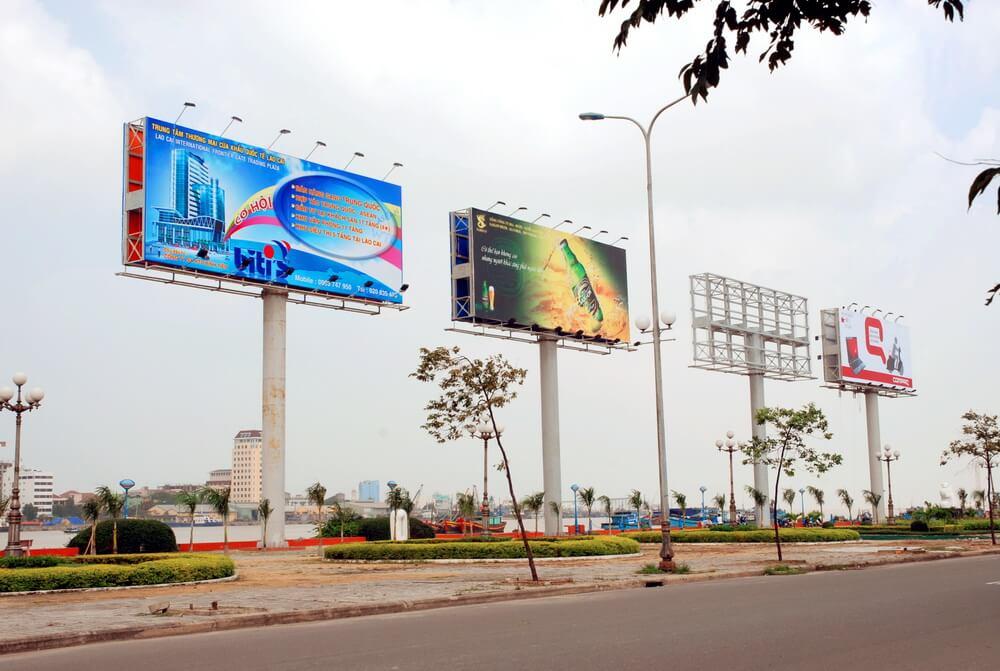 Làm biển bảng quảng cáo đèn LED phú quốc