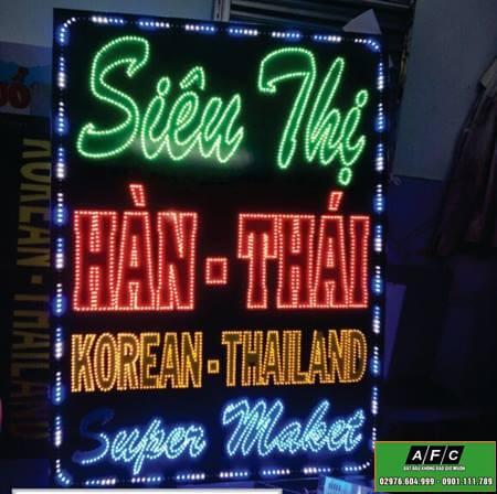 Bảng Led điện tử giá rẻ tại Phú Quốc
