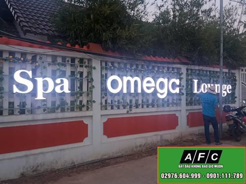 Làm bảng hiệu Mica Phú Quốc